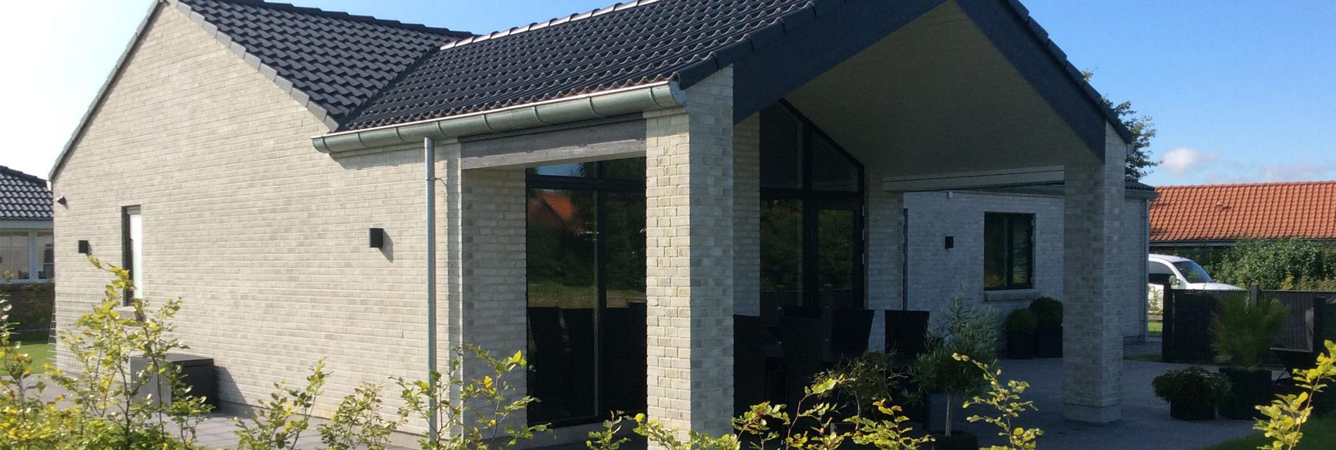 Byg dit eget hus - Ideal-Huse Bøgeskov